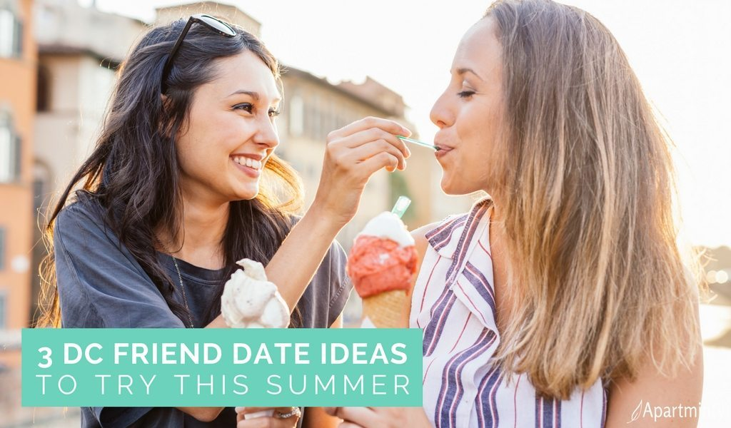 DC Friend Dates To Try This Summer | Things To Do In DC