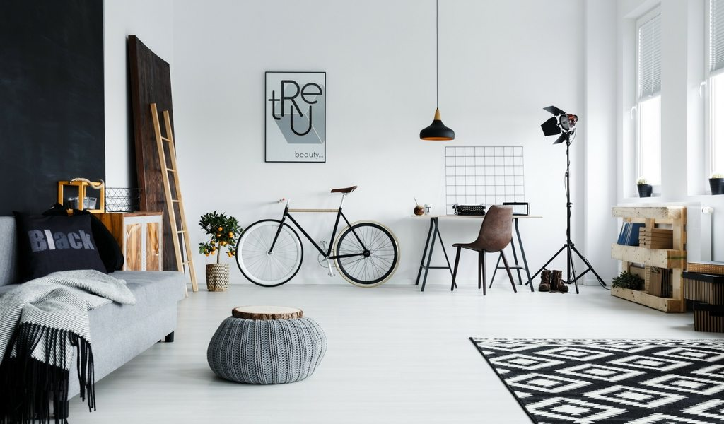 Floor Poufs The Perfect Small Space Seating Solution Apartminty