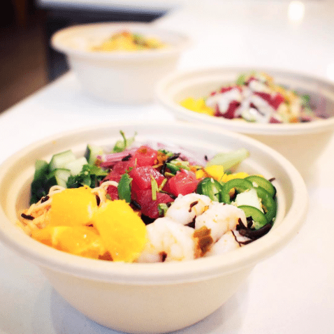 DC's Most Instagrammable Food | Poke Bowl From Poki District