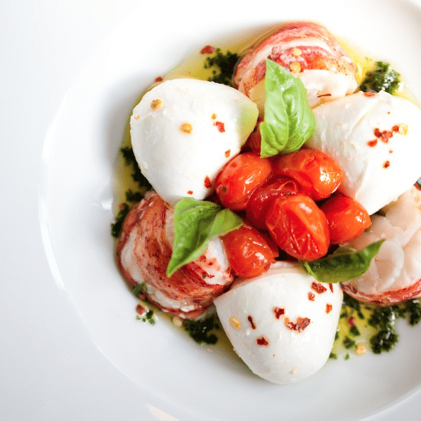 DC's Most Instagrammable Food | Lobster Caprese From RPM Italian DC