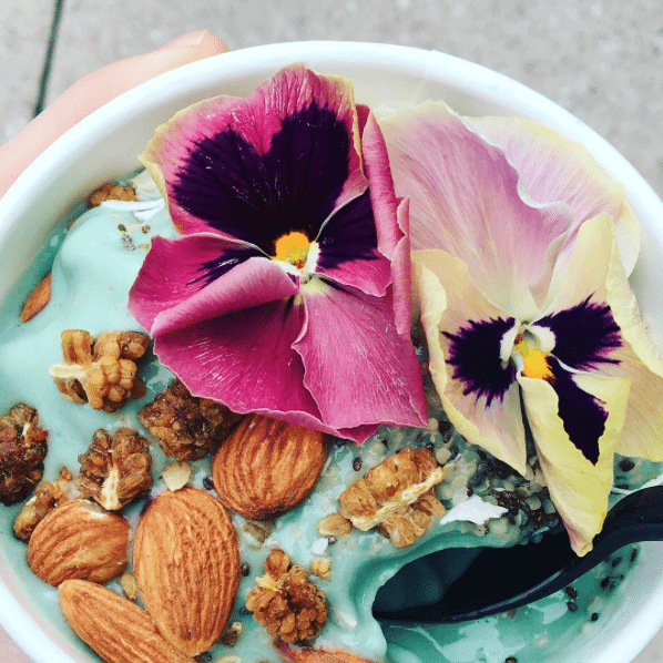 DC's Most Instagrammable Food | Jrink Juicery Smoothie Bowls