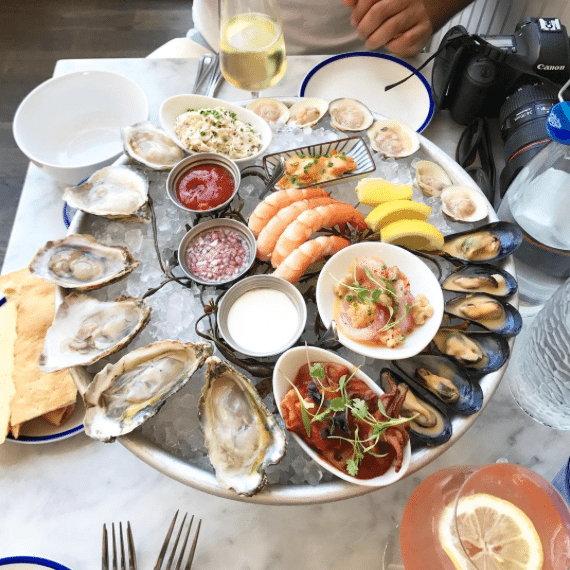 DC's Most Instagrammable Food | Whaley's Seafood Tower