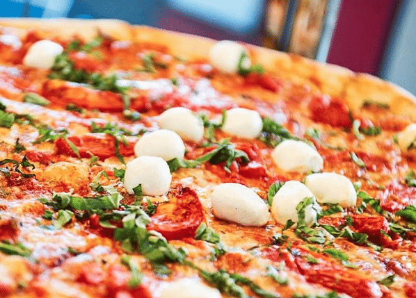 Best Pizza In DC | National Cheese Pizza Day | We, The Pizza
