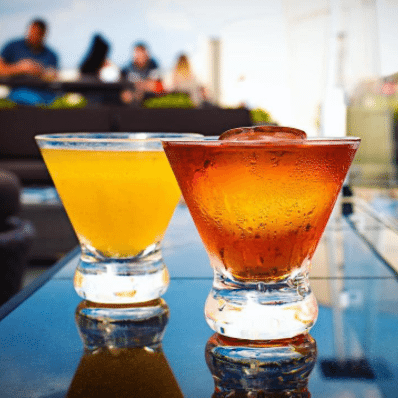 DC's Most Instagrammable Cocktails   Top Of The Gate's Furiosa Cocktail