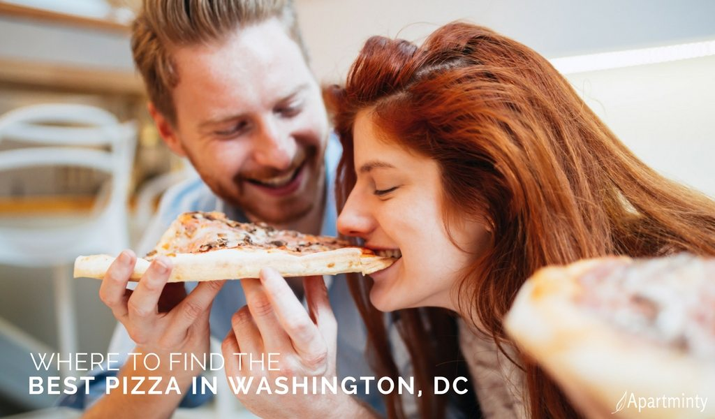 Best Pizza In DC | National Cheese Pizza Day