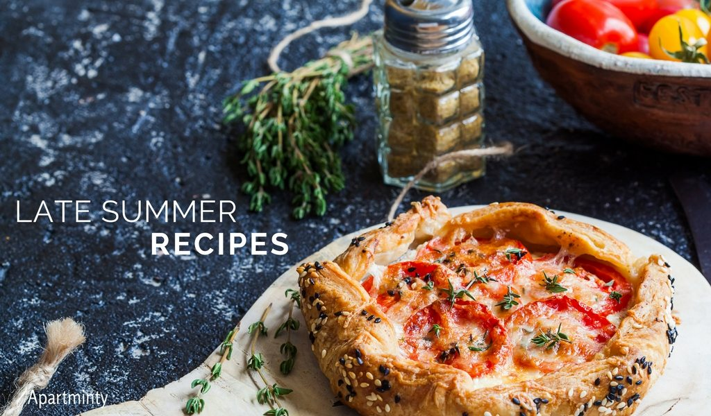 Late Summer Recipes
