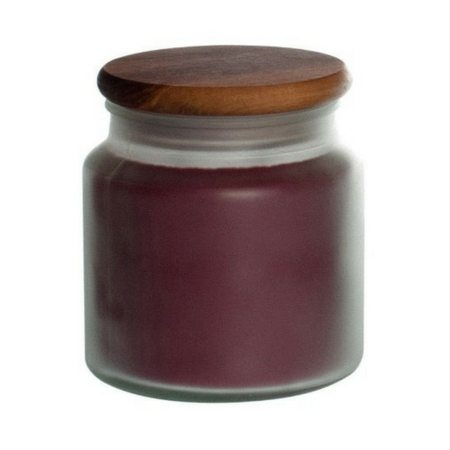 "Fall Scented Candles That Won't Give You A Headache | Pure Integrity Soy Candles: ""Cranberry Spice"" Candle"