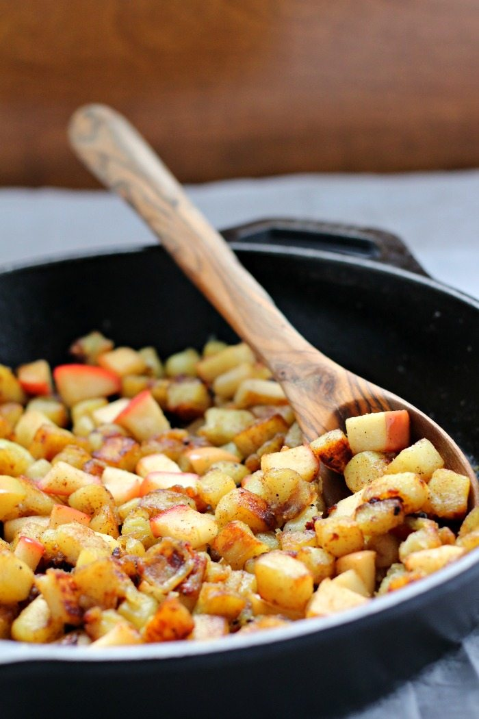 Best Apple Recipes | Sweet Potato Apple Hash Browns