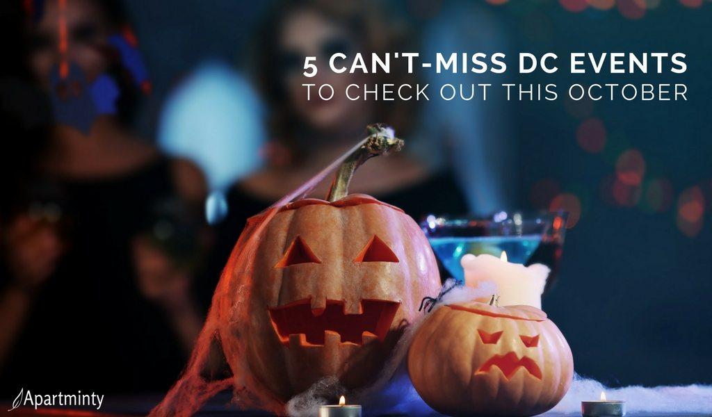 Best DC Events In October