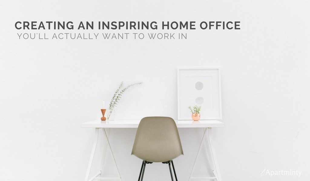 Creating An Inspiring Home Office Space