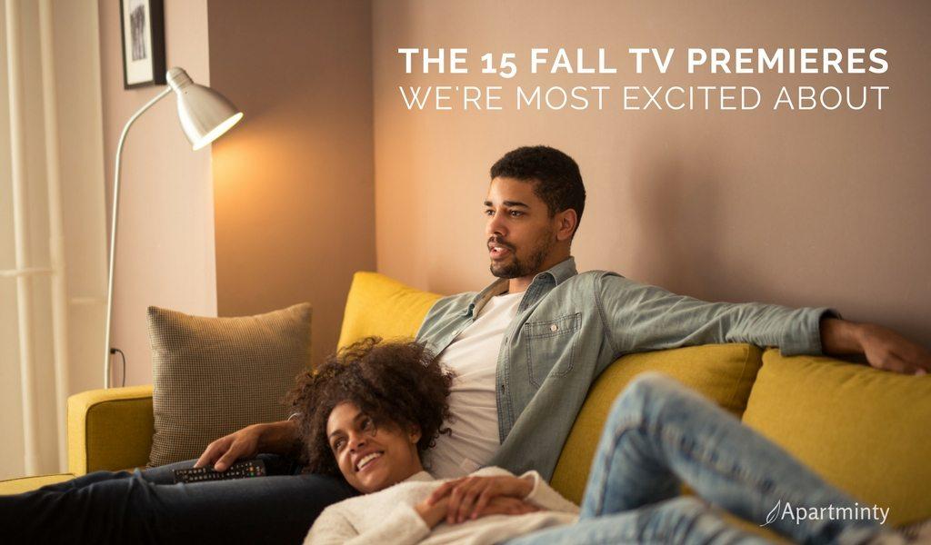 Fall TV Premieres