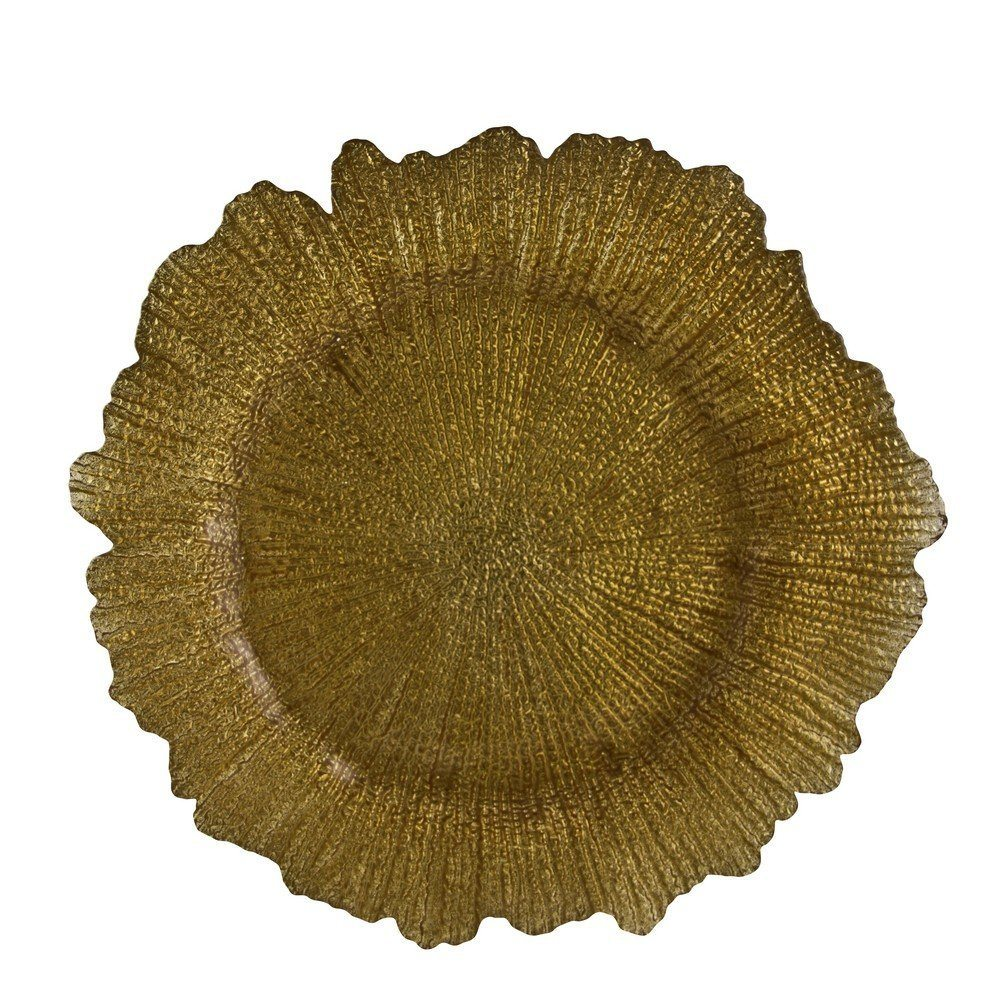 Thanksgiving Tablescape   Entertaining In Your Apartment   Gold Glass Plate Charger