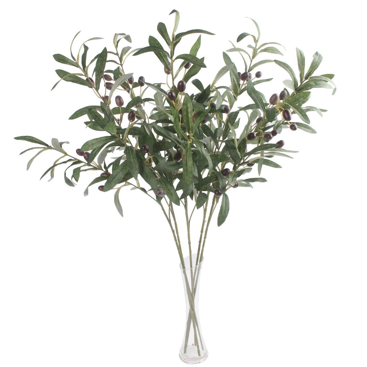 Thanksgiving Tablescape   Entertaining In Your Apartment   Green Olive Branch Stems