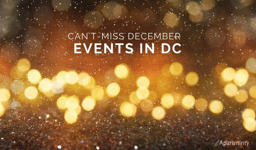 Can't-Miss December Events In DC