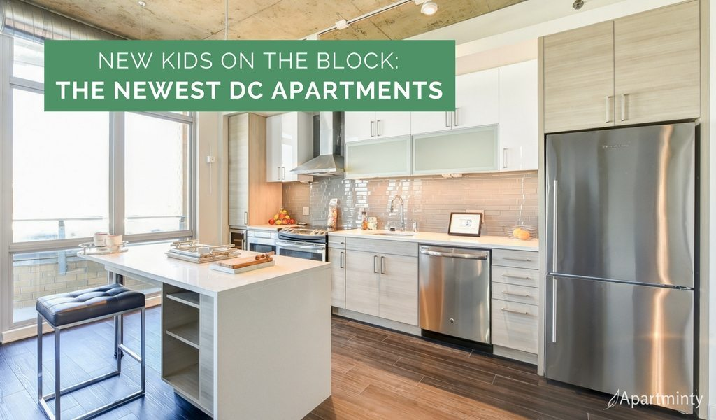 New Kids On The Block | New DC Apartments For Rent