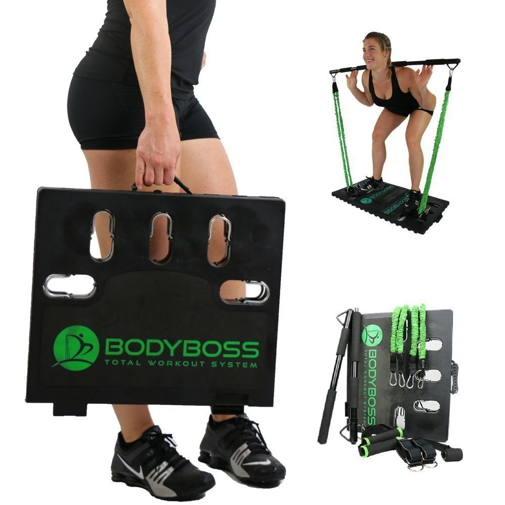 Kellypriceandcompany small space home gym equipment