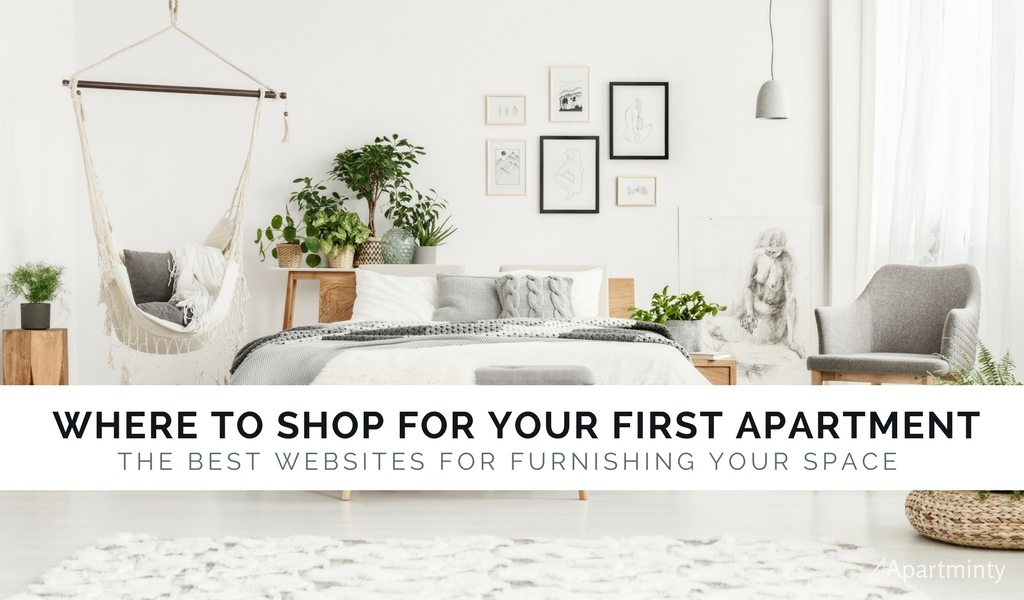 Best Websites To Furnish Your First Apartment