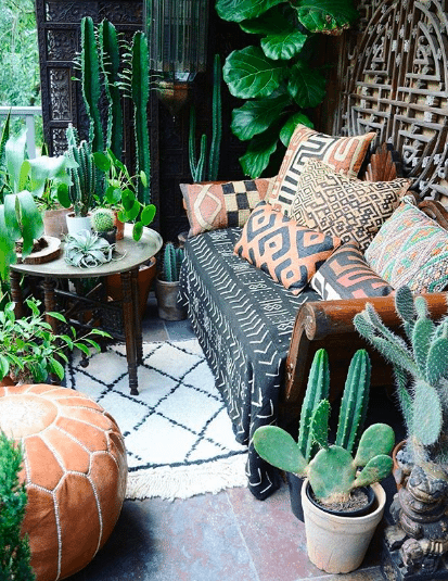 Urban Jungle | Design Inspiration | Decorating With Plants