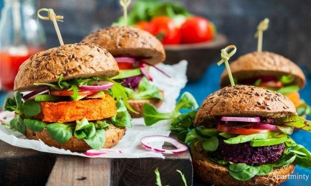 10 Delicious Veggie Burger Recipes