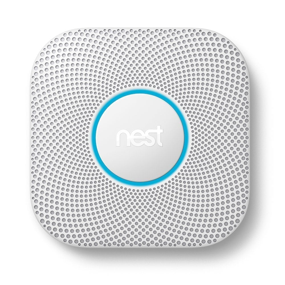 Smart Smoke Detector | Smart Apartment Technology Gadgets