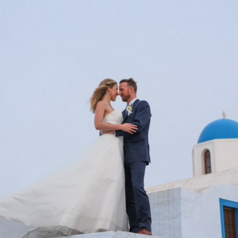 The Instagrammers Guide To Santorini, Greece | Photo-Ops in Santorini, Greece | Blue Doors