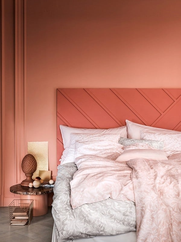 Tone-on-Tone Decor | Pink Bedroom Inspiration