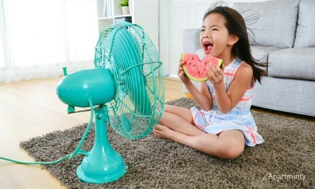 How To Keep Your Apartment Cool in The Hot Weather
