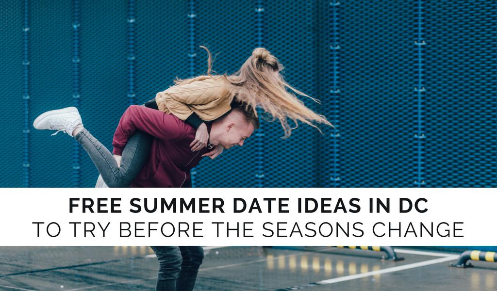 Free DC Summer Date Ideas