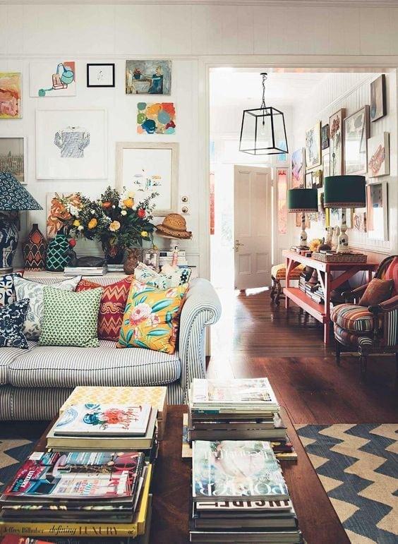 Maximalism Decor Trend | Apartment Decor | Design Inspiration