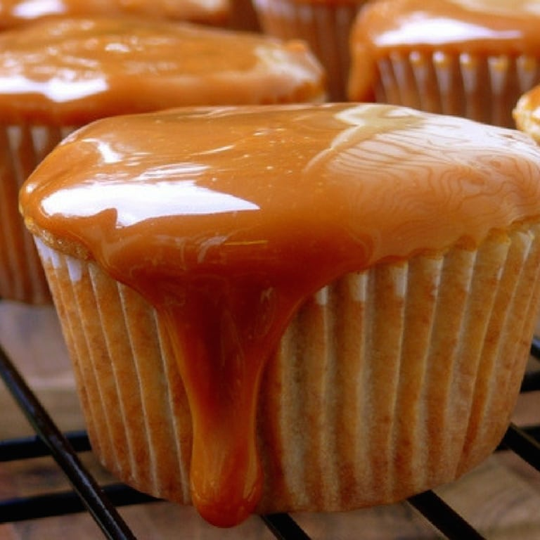 caramel-cupcakes-best-fall-dessert-recipes