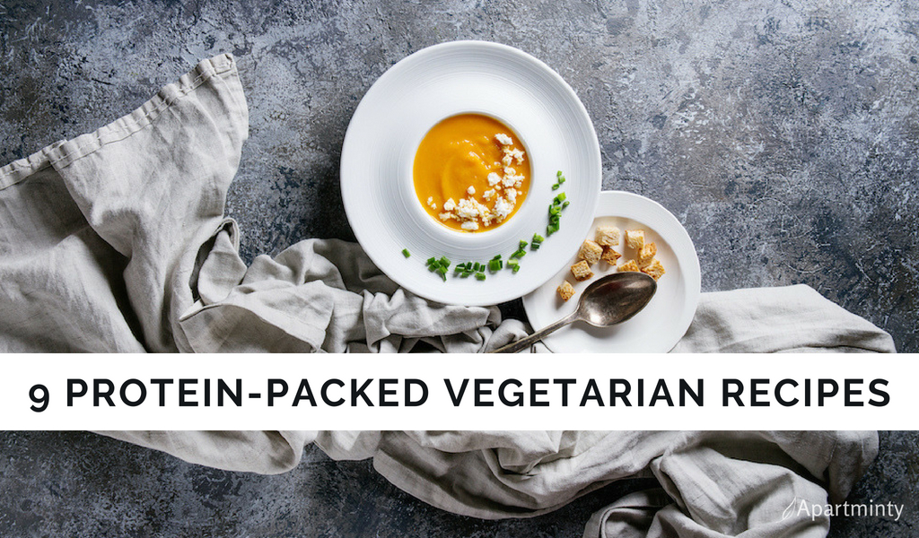 Protein-Packed Vegetarian Recipes
