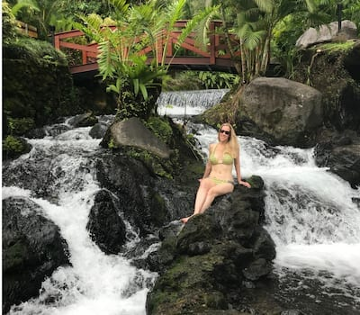 The Instagrammers Guide To Costa Rica | Photo-Ops in Costa Rica | Tabacon Hot Springs
