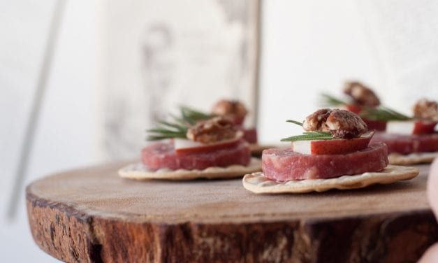 Make Ahead Holiday Appetizers To Take to Any Party