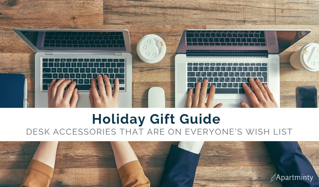 The Desk Accessories On Everyones Holiday Wish List Apartminty