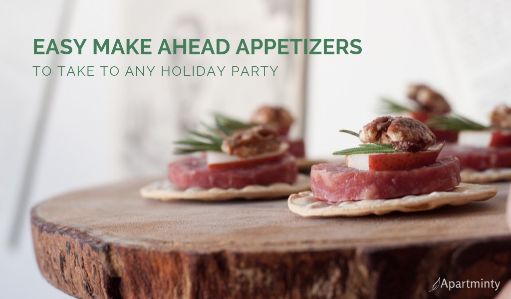 holiday appetizers | Easy recipes | Holiday recipes