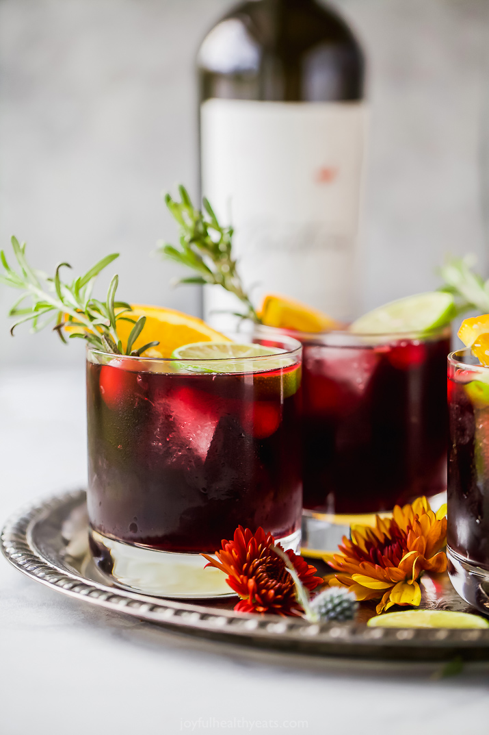 Mocktails Are The New Cocktails | Non-Alcoholic Drink Ideas | Rosewater Lemon Spritzer Mocktail