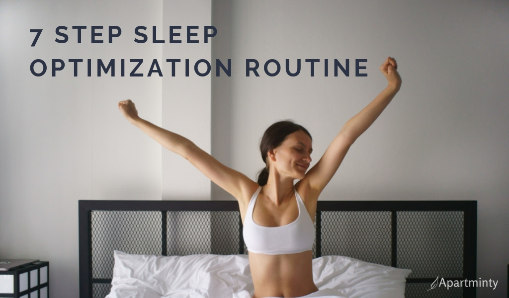 How to get the best nights sleep | Sleep optimization routine